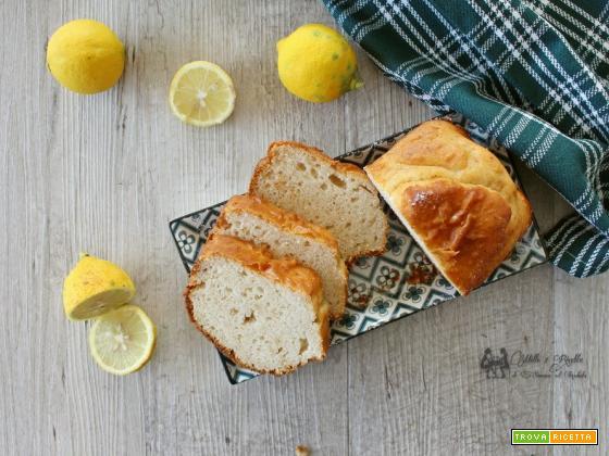 Soffice bontà al limone