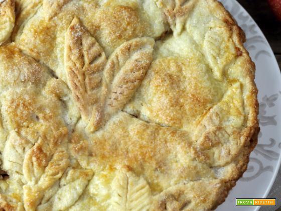 Apple pie: ricetta perfetta e foto passo passo