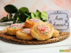 Biscotti al Formaggio Cremoso