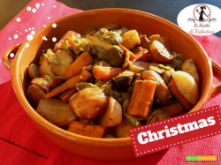 Verdure all'aceto balsamico cotte nella pentola slowcooker, idea per il pranzo di Natale