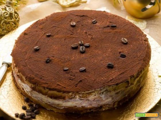 Torta tiramisù, il dessert assolutamente da non perdere!