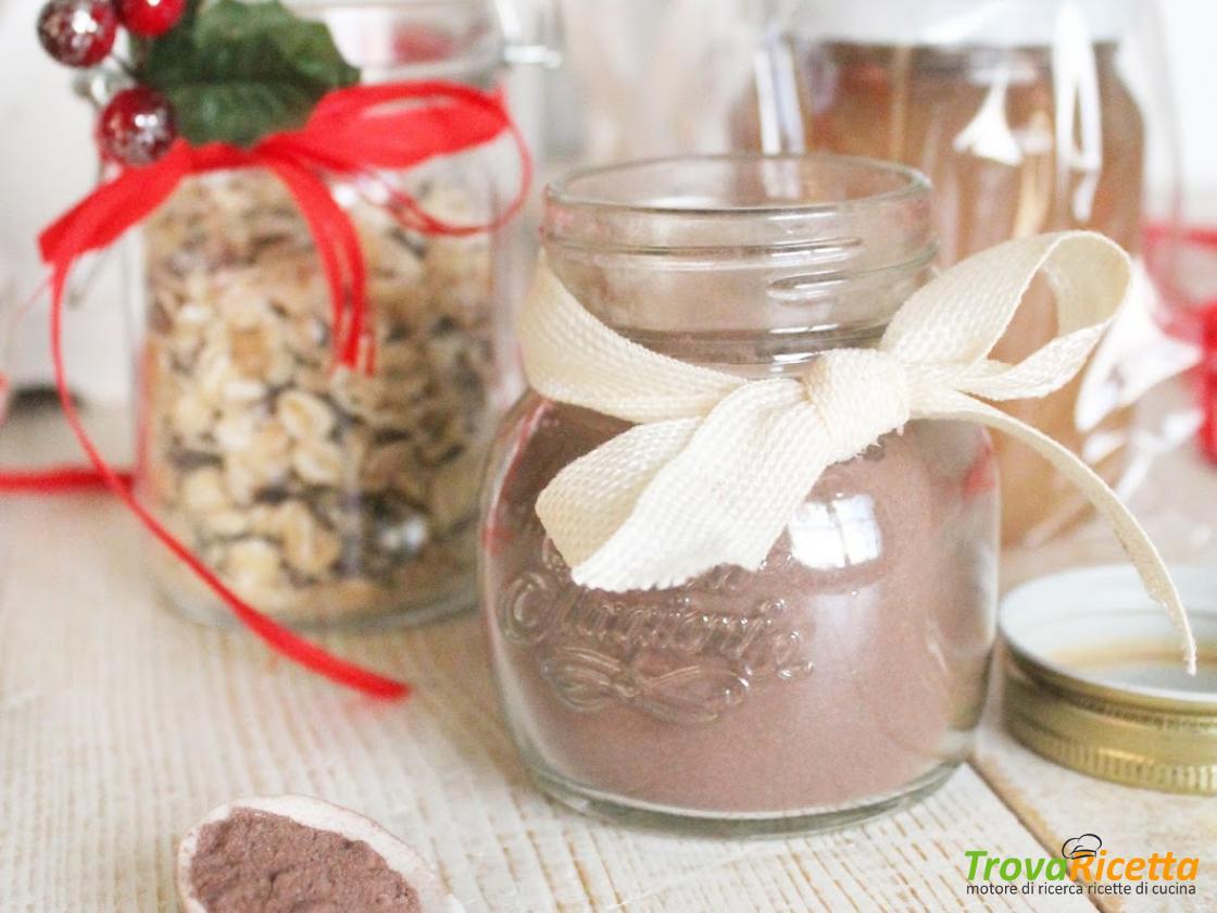 Idee Regalo Natale Fai Da Te Cucina.Regali Di Natale In Barattolo Fai Da Te Ricetta Trovaricetta Com