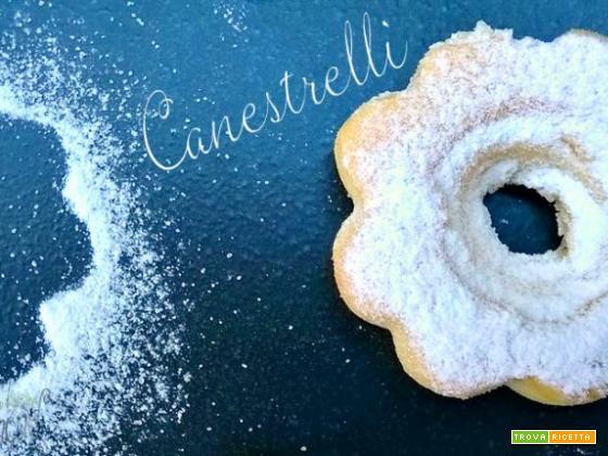 Canestrelli ricetta originale