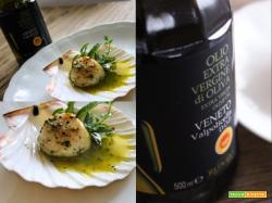 Capesante, menta e… l'extravergine Veneto Valpolicella DOP!