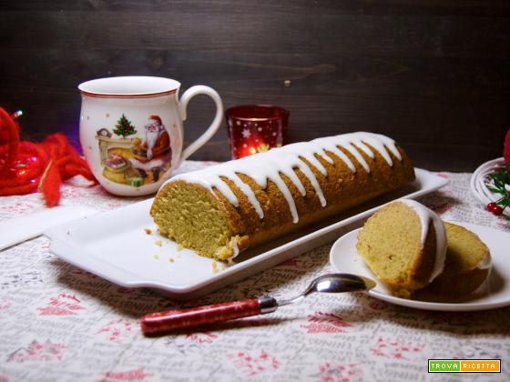 Ginger bread cake