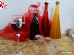 Liquore all'uva fragola