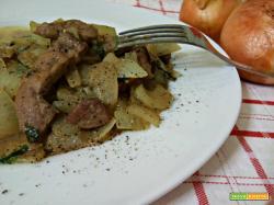 Fegato con le cipolle (alla veneziana)