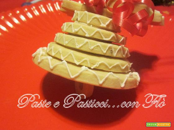 Campana di Natale ...di biscotto!!