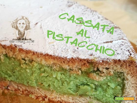 Cassata al pistacchio