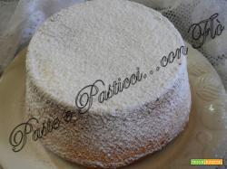 chiffon cake.... ovvero il ciambellone americano