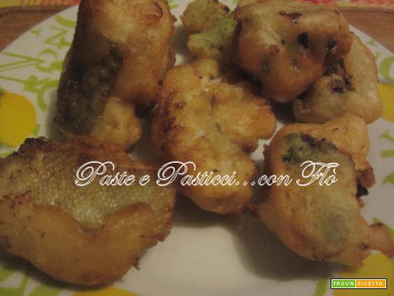 La frittura della vigilia.... tradizione palermitana | Paste & Pasticci...con Flò