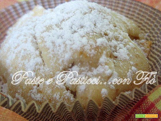 Muffin mele e cannella velocissimi
