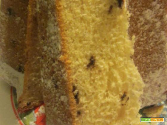Pandoro con il bimby, ricetta facile e veloce