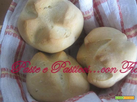 Pane di S.Giuseppe.... con semi di finocchio.
