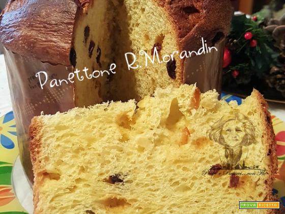 Panettone maestro R Morandin