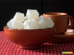 """Caramella gelatinosa di """"cachaça"""" (Bala de gelatina de pinga)"""