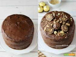 Torta Rocher – ricetta golosa e veloce