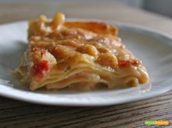 Lasagna di pesce misto … che sapore oggi a tavola!