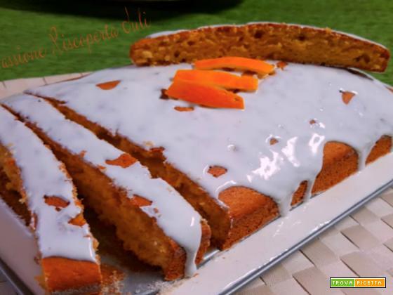 Plumcake pan d'arancio