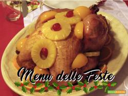 IL MENU PER LE FESTE: Peru de Natal (Tacchino di Natale)