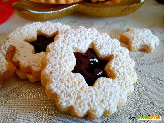 Spitzbuben biscotti di Natale dell'Alto Adige