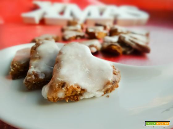 Zitronenherzen – Biscotti di Natale