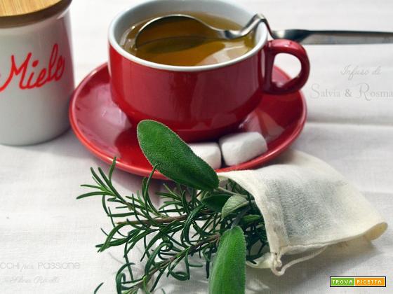 Infuso di Salvia e Rosmarino