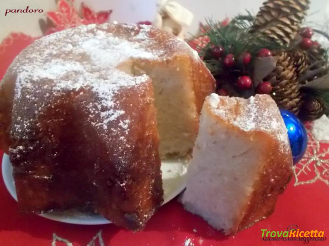 Ricetta Stella Di Natale.Pandoro O Stella Di Natale Lievito Madre