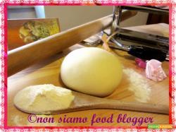 La Pasta Fresca di Semola, ricetta senza uova