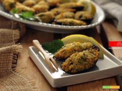 Cozze gratinate, ricetta facile e veloce