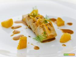 tofu alla senape e arancia