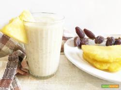 Programma Detox e Smoothie all'Ananas