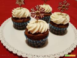 Cupcake in veste natalizie...