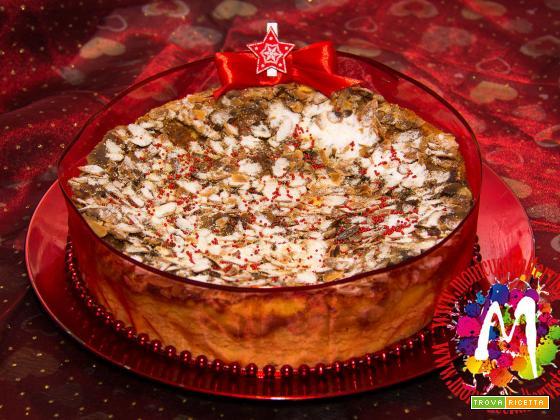 Torta di mele e mandorle al profumo di anice (gluten free)