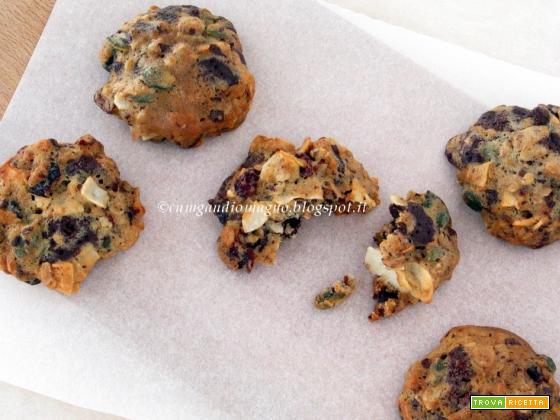 Granola cookies, ovvero I biscotti alla granola
