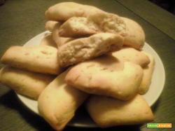 Biscotti dolci alle mandorle