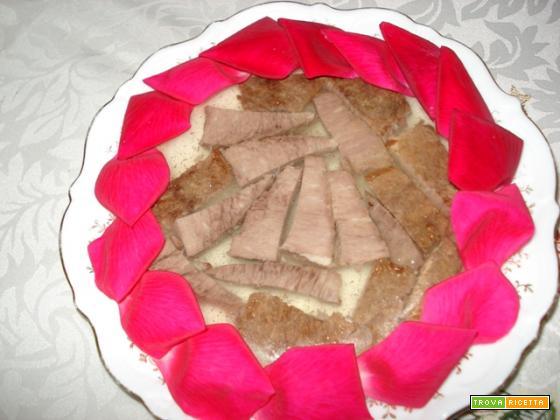Carne in gelatina Simmenthal a modo mio (per 2)