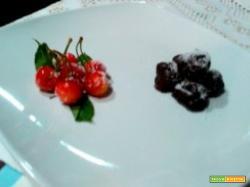Cioccolatini cuore di ciliegia