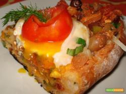 Cipollata in crosta di pane (per 4)