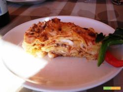 Lasagne al forno (per 8)