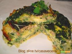 Lasagne bianche all'ortica (per 4)