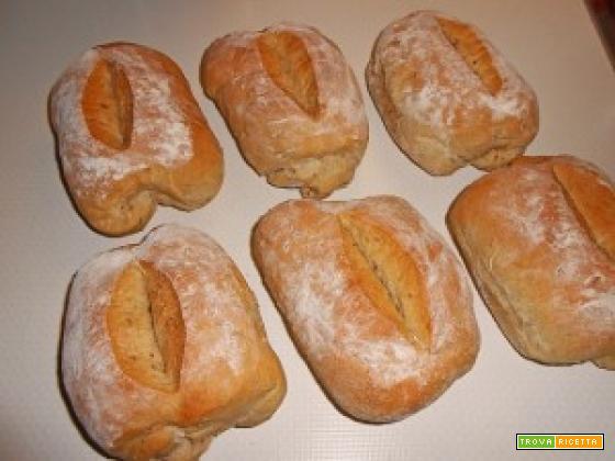 Pane al cumino