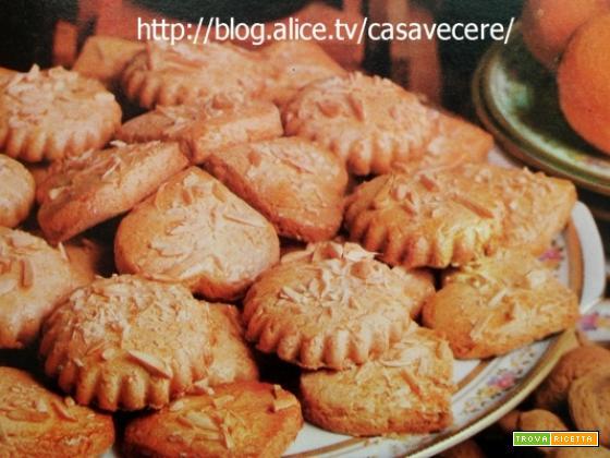 Pastine alle mandorle (per 6)