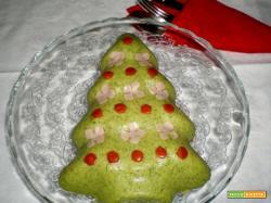 Polenta Albero di Natale