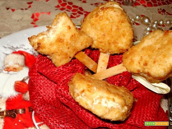 Saltimbocca impanati (per 4)