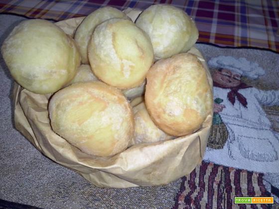 Scones al parmigiano