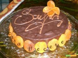 Torta Sacher home made