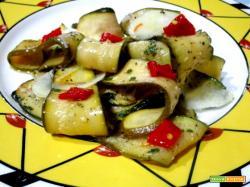 Zucchine alla scapece di Alessandro Bufalari