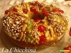 Ciambella dei Re Magi (Roscòn de Reyes)