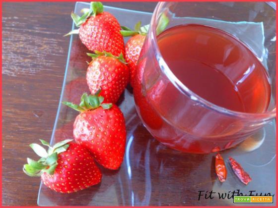 Aceto di Fragole con Doppia Ricetta